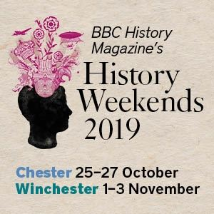 BBC History Magazine's History Weekend