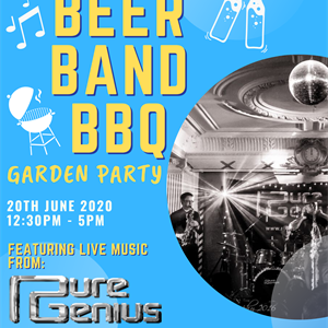 BEER, BAND, BBQ