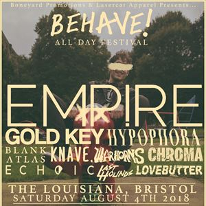 Behave! All Day Festival