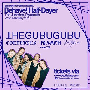 Behave! February Half-Dayer | Plymouth