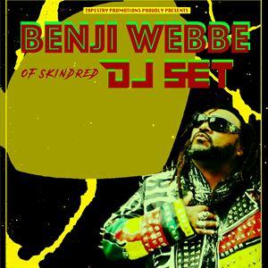 BENJI WEBBE (of Skindred) DJ SET - Manchester.