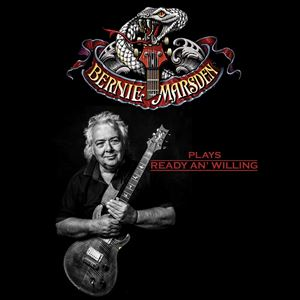 Bernie Marsden plays Ready An' Willing