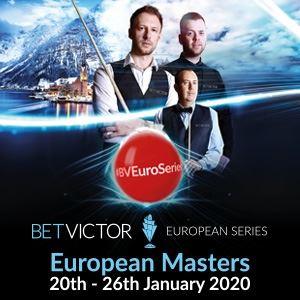 BetVictor European Masters 2020