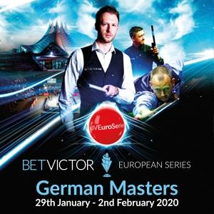 BetVictor German Masters Snooker