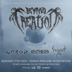 Beyond Creation + Supports. - Manchester