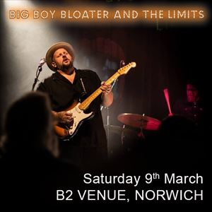 Big Boy Bloater and the LiMiTs - Norwich 2019