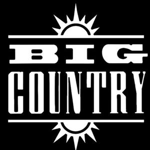 Big Country + Support