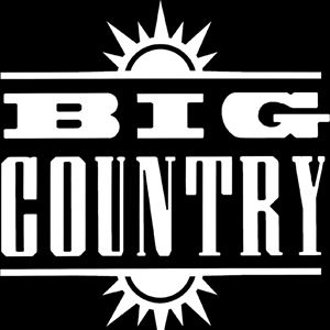 Big Country: Up Close and Personal