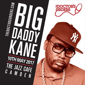 Big Daddy Kane - London