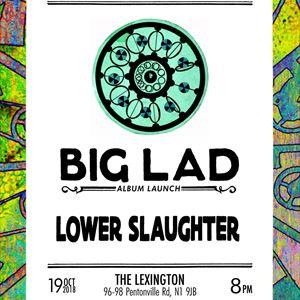 Big Lad (Album Launch)