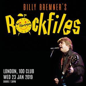 BILLY BREMNER'S ROCKFILES