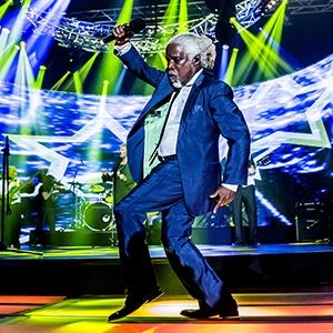 Billy Ocean With Special Guest Heather Small