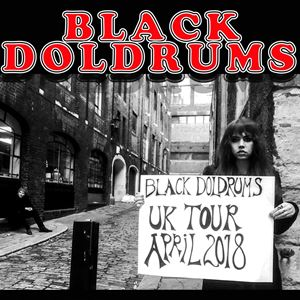 Black Doldrums plus Man and the Holy Mountain