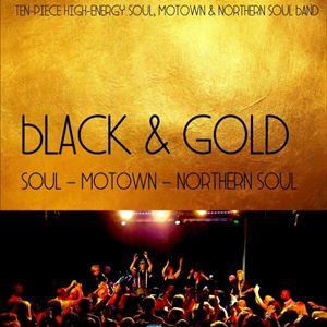 Black & Gold: Soul, Motown, Northern Soul