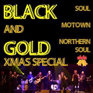 Black & Gold Xmas: Soul/Motown/Northern Soul
