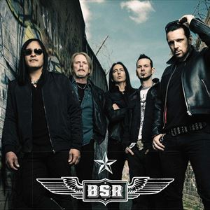 Black Star Riders Plus Blues Pills & Tax The Heat