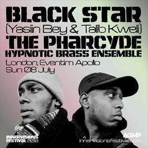 BLACK STAR/THE PHARCYDE/HYPNOTIC BRASS ENSEMBLE