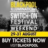 Blackpool Illuminations Switch-On Festival