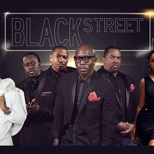 Blackstreet + MÝA + Case Live