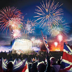 Blenheim Palace Battle Proms Concert