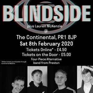 Blindside + Lauren McKenzie