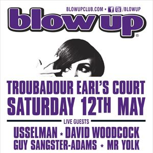 BlowUp,Woodcock,Mr.Yolk,Usselman,Sangster Adams