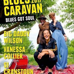 Blues Caravan 2017 - Blues got soul