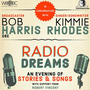 Bob Harris in conversation with Kimmie Rhodes