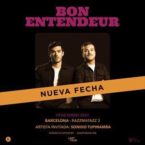BON ENTENDEUR - LAST TOUR