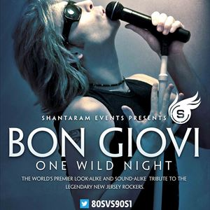 Bon Giovi at the Rainbow rooms Swansea