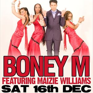 Boney M  featuring Maizie Williams