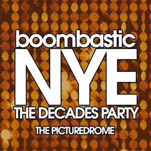 Boombastic New Years Eve - Decades Party