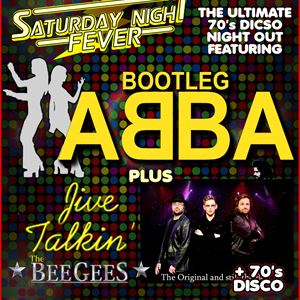 Bootleg Abba + Bee Gees Fever from See Tickets