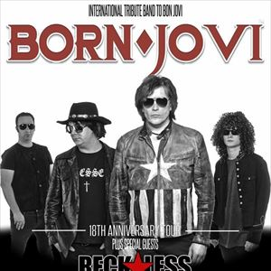 Born Jovi + Reckless