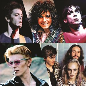 Bowie/Iggy/Bolan/Reed/Roxy: Mutant Movement Icons