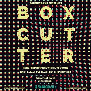 Boxcutter Live