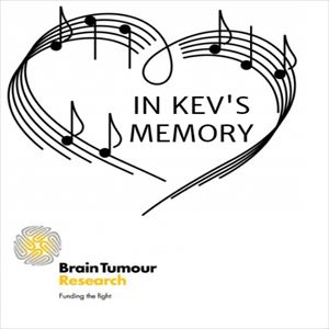 Brain tumour research charity gig in Kevs memory