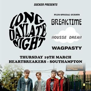 Breaktime at Heartbreakers, Southampton