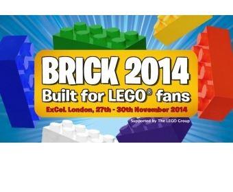 Brick 2014 - Built For Lego Fans!
