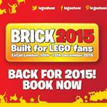 BRICK 2015 - Built For LEGO Fans!