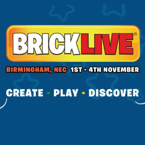 BRICKLIVE : Session 1: 8.30am - 1.00pm