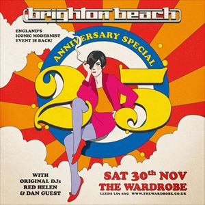 Brighton Beach 25th Anniversary