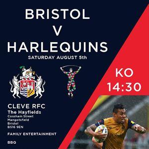 Bristol Rugby V Harlequins