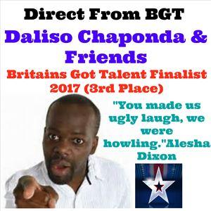 Britains Got Talent Finalist 2017 Daliso Chaponda