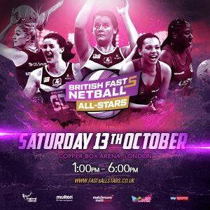 British Fast5 Netball All-Stars Championships