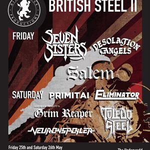 British Steel II feat. Desolation Angels