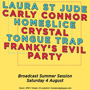 Broadcast Summer Session (Early Bird Ticket)