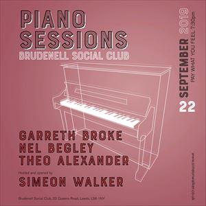 Brudenell Piano Sessions #8 feat. Garreth Broke