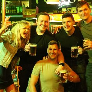 Budapest Pub Crawl - Your Keys to the nightlife