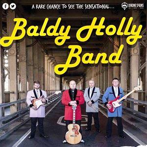 Buddy Holly Birthday Celebration.